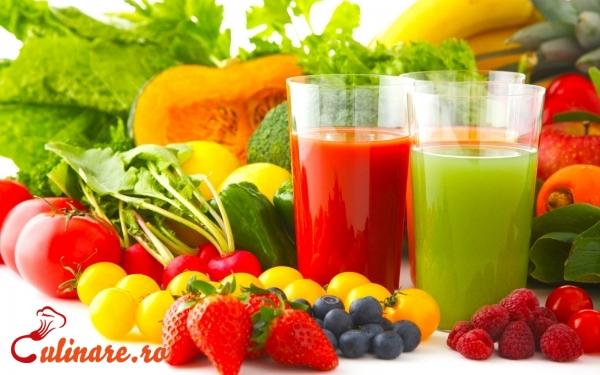 Foto - 10 alimente ce ne ajuta in detoxifiere