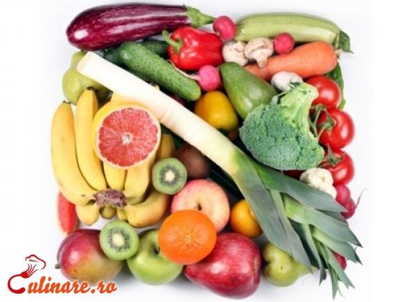 Foto - Cum depozitam corect fructele si legumele