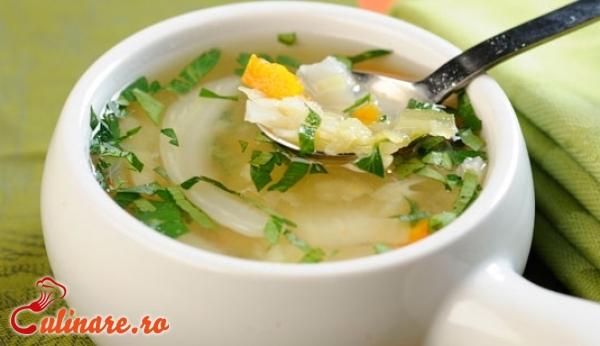 Foto - Dieta cu supa de varza