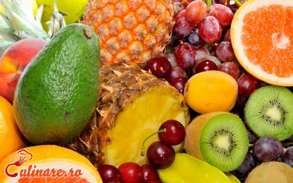 Foto - Fructele, sursa delicioasa de energie