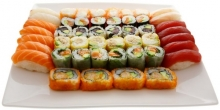 Sushi mancare japoneza