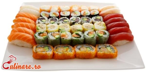 Foto - Sushi mancare japoneza