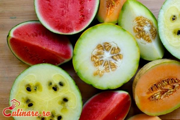 Foto - Beneficiile consumului de pepene