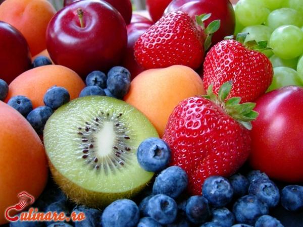 Foto - Fructe si legume cu vitamina C