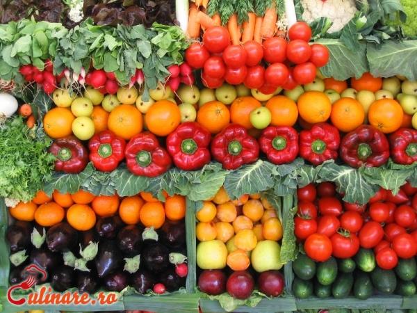 Foto - Importanta fructelor si a legumelor