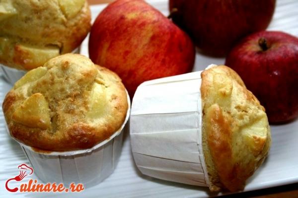 Foto - Briose cu mere