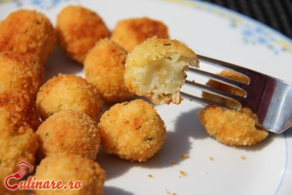 Foto - Bulete de cartofi