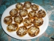 Cartofi umpluti cu ciuperci la cuptor