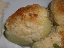 Cartofi umpluti cu orez