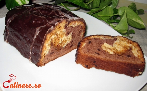 Foto - Chec glazurat cu ciocolata