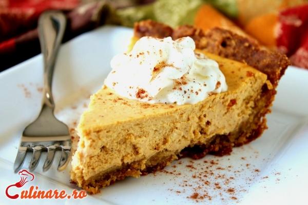 Foto - Cheesecake cu dovleac