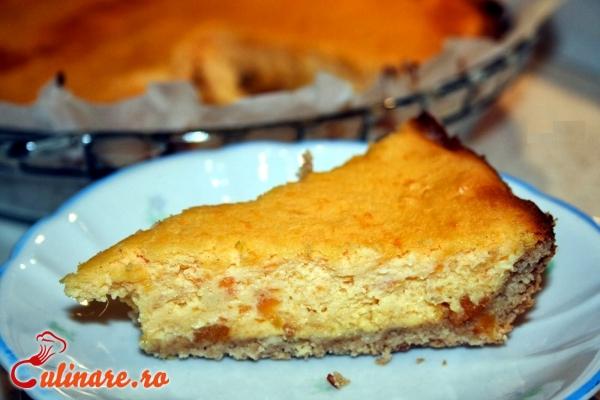 Foto - Cheesecake cu portocale