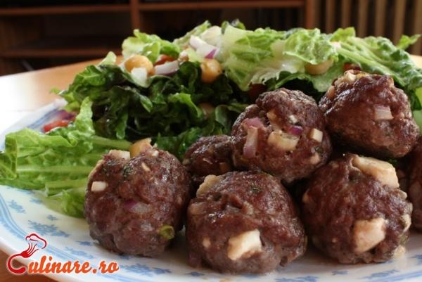 Foto - Chiftelute din carne de caprioara