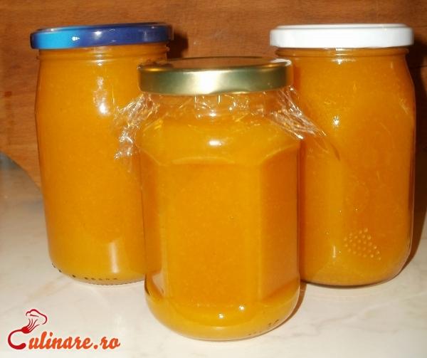Foto - Dulceata de pepene galben