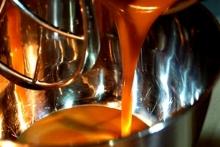 Glazura caramel