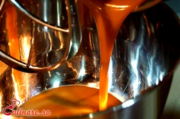 Foto - Glazura caramel