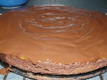 Glazura de cacao