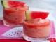 Inghetata de pepene rosu