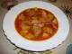 Mancare de cartofi cu carne de porc
