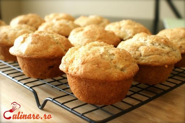 Foto - Muffins cu banane