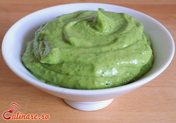 Foto - Pasta de avocado