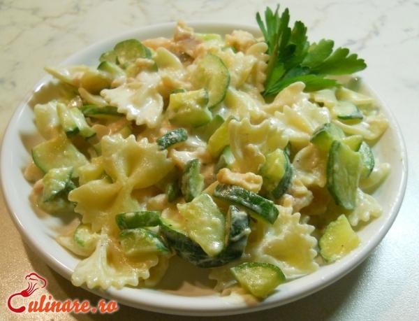 Foto - Paste cu zucchini