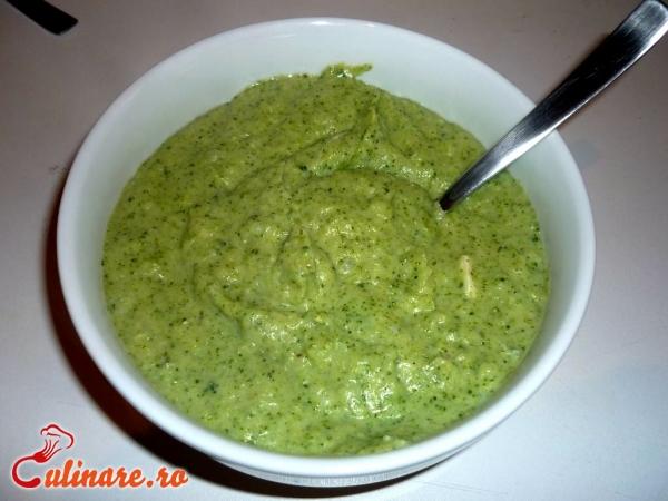 Foto - Piure de broccoli