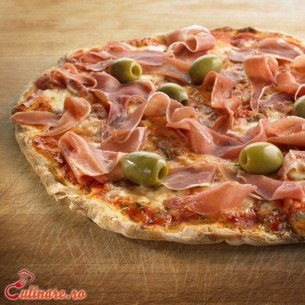 Foto - Pizza capriciosa
