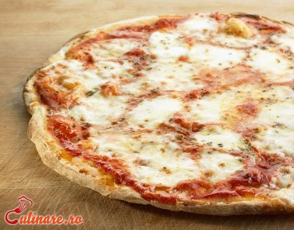 Foto - Pizza margherita