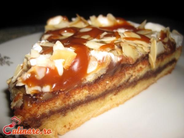Foto - Prajitura cu crema caramel