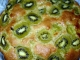 Prajitura cu kiwi