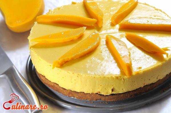 Foto - Prajitura cu mango