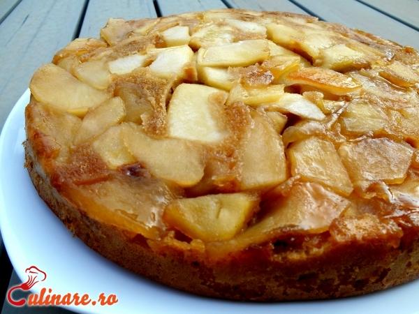 Foto - Prajitura cu mere caramelizate