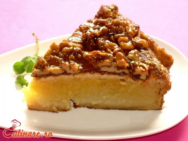 Foto - Prajitura cu nuci caramelizate