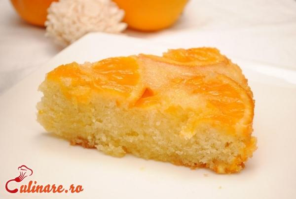 Foto - Prajitura cu portocale