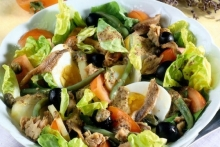 Salata cu ansoa