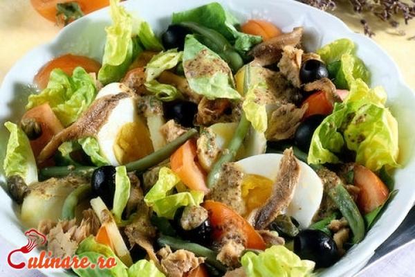 Foto - Salata cu ansoa