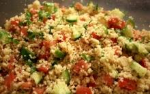 Salata de cuscus