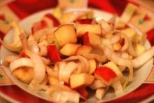 Salata de mere
