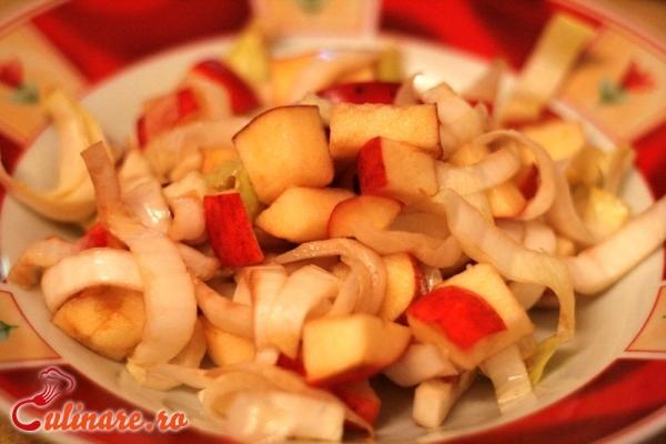 Foto - Salata de mere