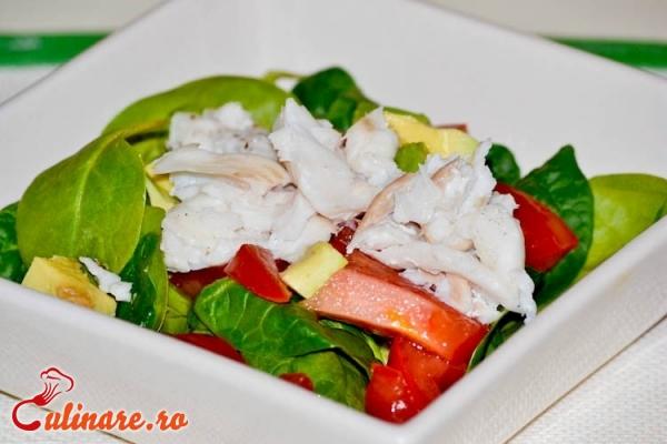 Foto - Salata de peste