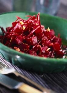 Salata din sfecla rosie