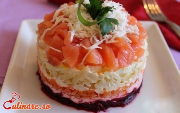 Foto - Salata ruseasca