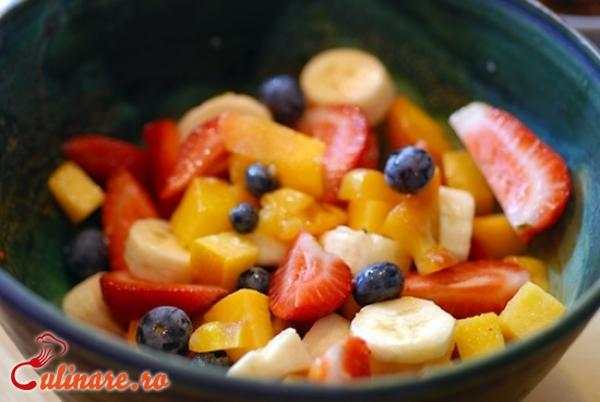 Foto - Salate de fructe
