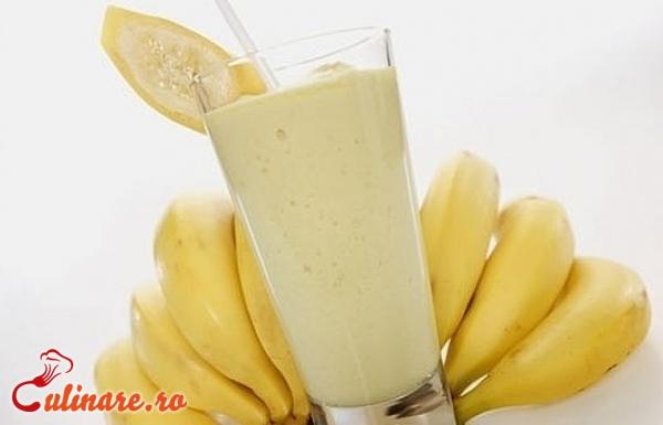 Foto - Shake de banane