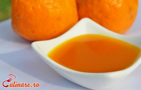 Foto - Sos de portocale