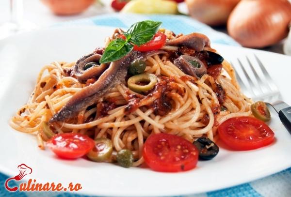 Foto - Spaghete cu ansoa