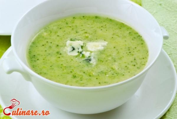Foto - Supa crema de broccoli