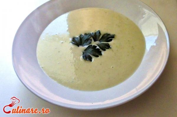 Foto - Supa crema de gulii
