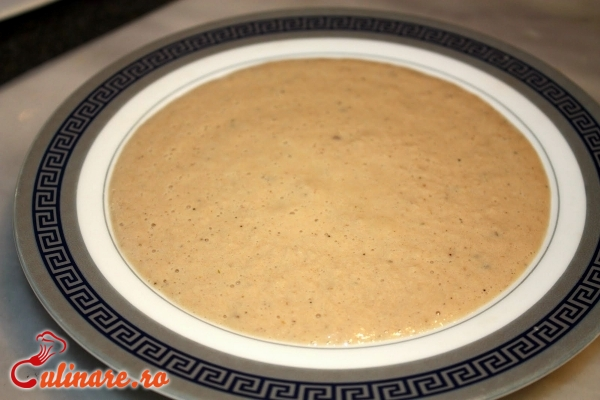 Foto - Supa crema de pui